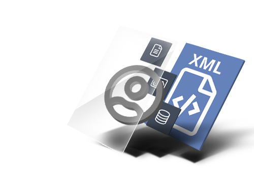 Document workflows XML and symbols