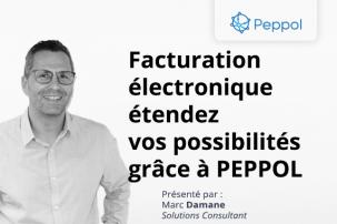 Webinar facturation electronique avec PEPPOL