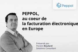 PEPPOL, au coeur de la facturation électronique en Europe
