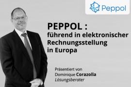 PEPPOL – führend in elektronischer Rechnungsstellung in Europa
