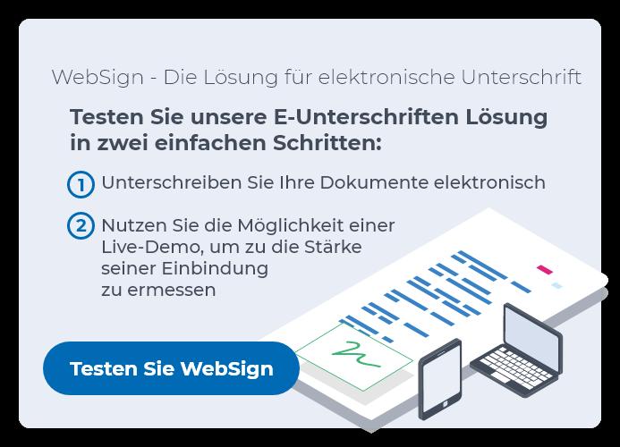 websign demo