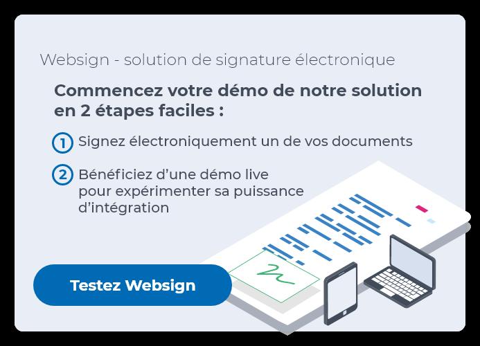 websign demo FR
