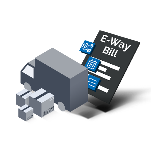 Automated E-way bill software and process flow
