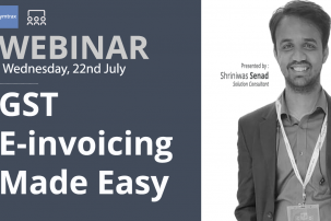 GSt E-invoicing made easy