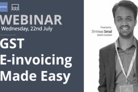 GSt E-invoicing made easy