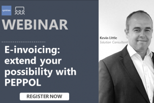 webinar peppol presented by Kevin Little