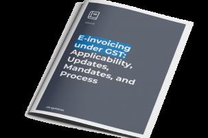 GST E-invoicing applicability