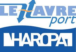 Grand port maritime du havre GPMH logo