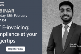 GST E-invoicing Compliance at your Fingertips