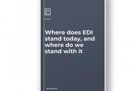 EDI cover page